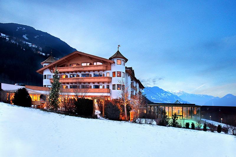 Winterurlaub im Hotel Magdalena im Zillertal