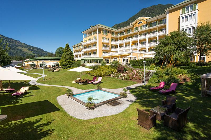 Sommerurlaub im Alpenhaus Gasteinertal