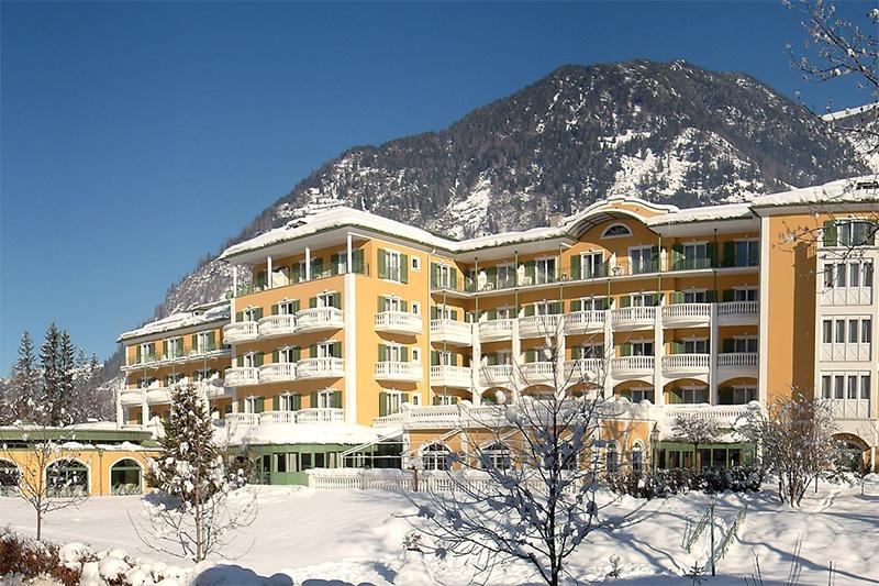 Winterurlaub im Alpenhaus Gasteinertal