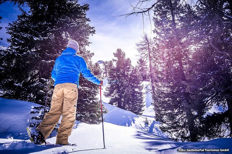 Winterwandern und Skitouren in Gastein