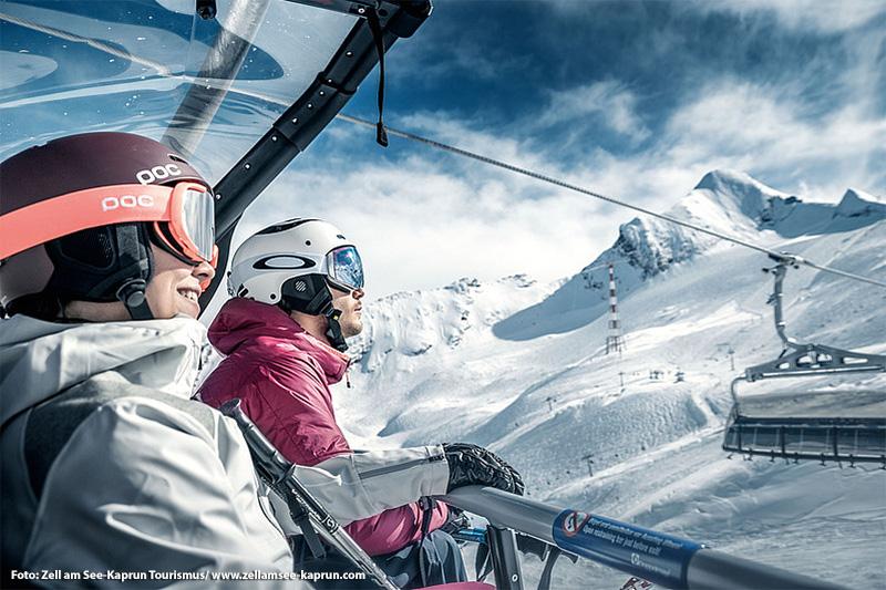 Mit dem Gletscherjet 3 und 4 zum Kitzsteinhorn