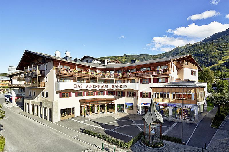 Alpenhaus-Kaprun-Sommerurlaub