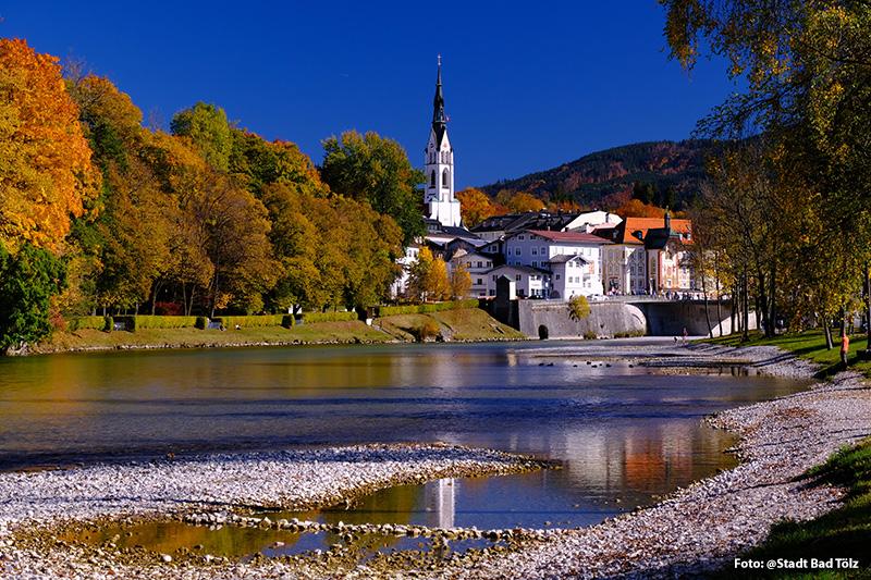 Herbsturlaub in Bad Tölz