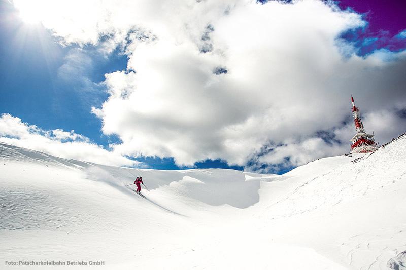Gipfel des Patscherkofel