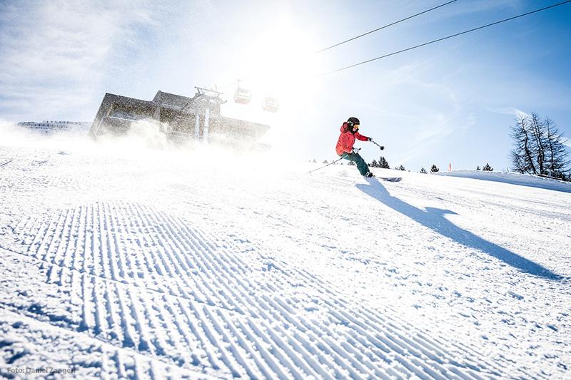 Skigebiet Patscherkofel