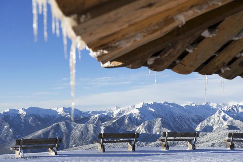 Winterlandschaft Gitschberg-Jochtal