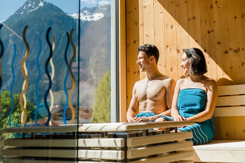 Von Bio bis finnischer Sauna stehen dir zum ausgiebigen Schwitzen und Relaxen zur Verfügung