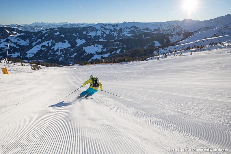 Skiurlaub in der Wildschönau in Tirol
