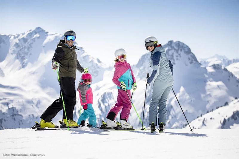 Winterurlaub in den Kitzbüheler Alpen - Wildschönau