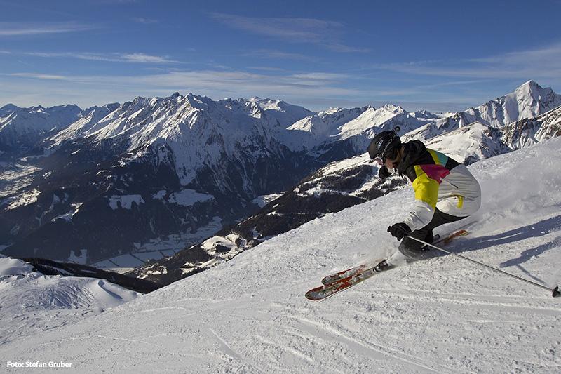 Skifahren im Großglockner Resort