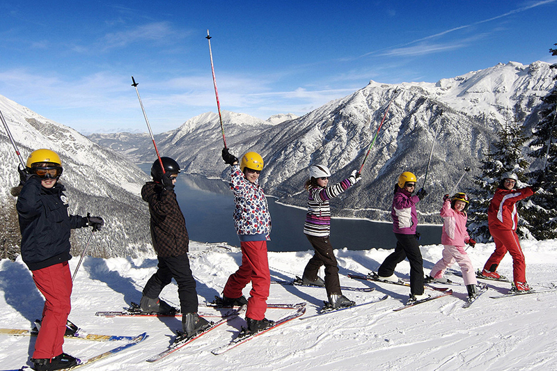 Pertisau Skischule am Achensee
