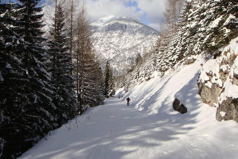 Talabfahrt Pertisau - Achensee in Tirol