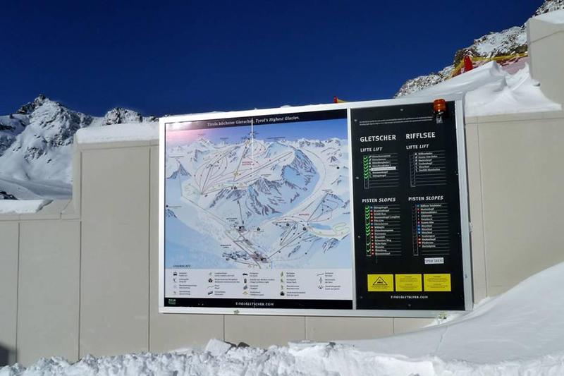 Pitztaler Gletscher Pisteninfo