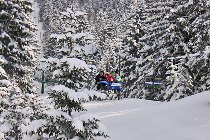 Ramsau - Hochschwarzeck Skilift