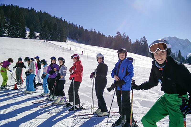 Ramsau - Hochschwarzeck Skischule