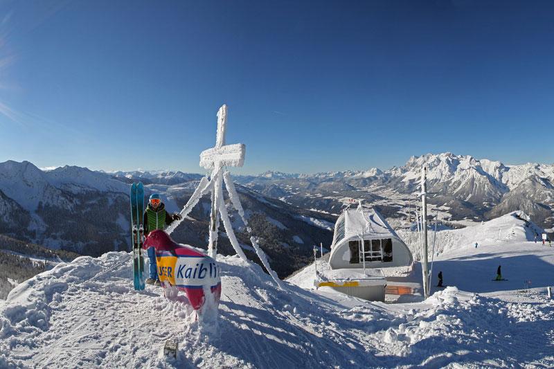 Skigebiet Hauser Kaibling