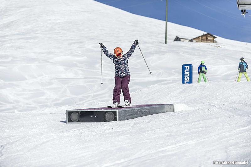 Spaß garantiert im Skigebiet Adelboden