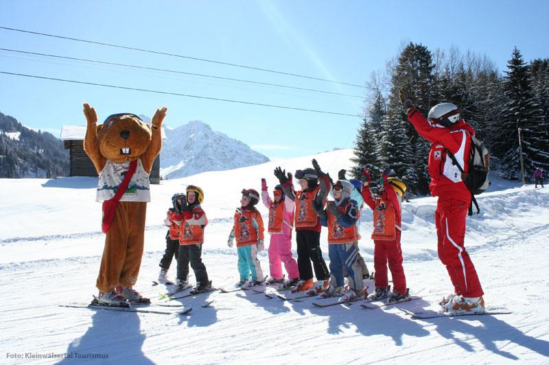 Kleinwalsertal Skischule
