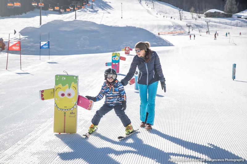 Kinderpark Skigebiet Buchensteinwand - Pillerseetal