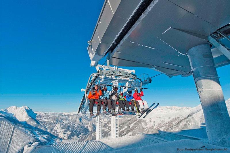 Skiurlaub in Gastein