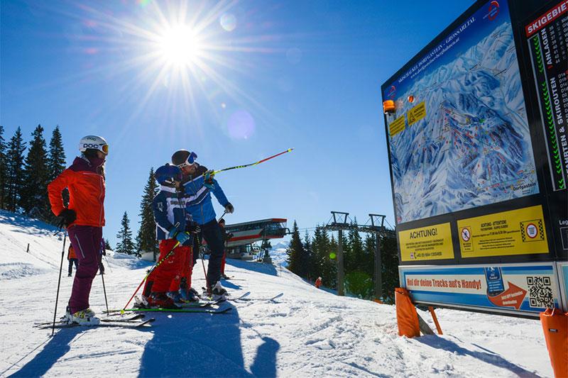 Skischaukel Dorfgasteiner-Großarltal