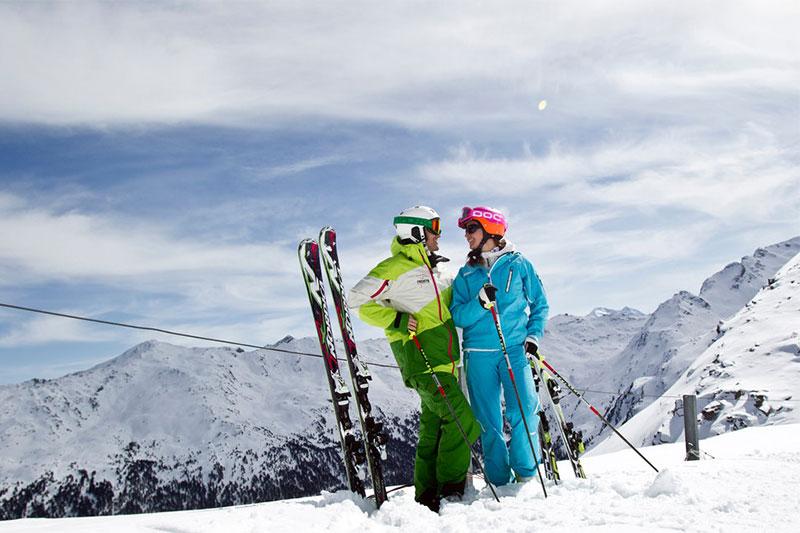 Skigebiet Glungezer