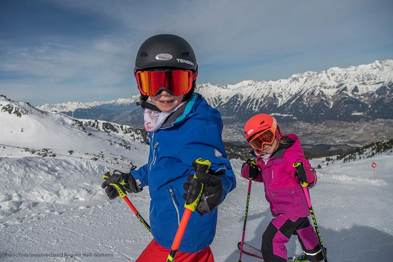 Wintersportgebiet Glungezer