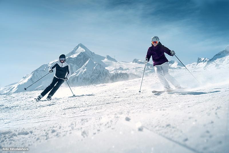 Skigebiet Kitzsteinhorn-Maiskogel