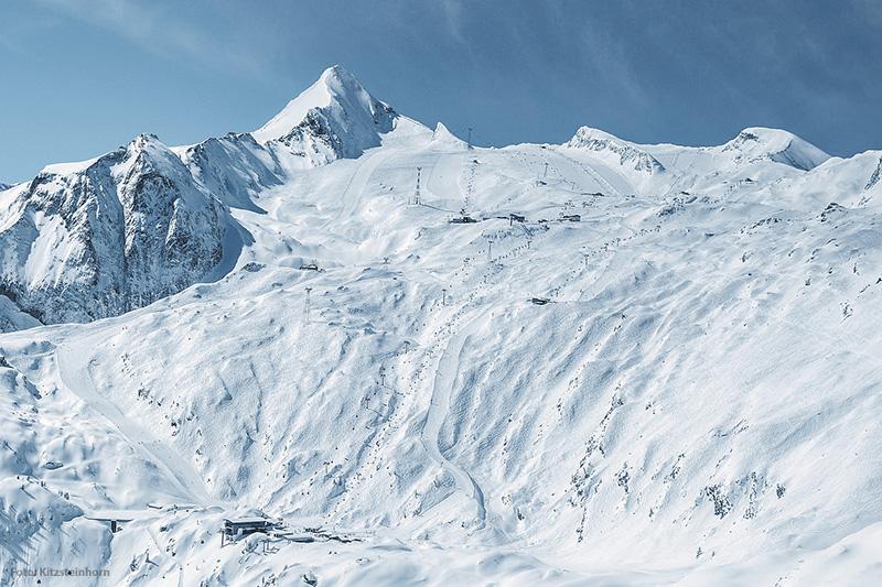 Skigebiet Kitzsteinhorn/Maiskogel - Kaprun