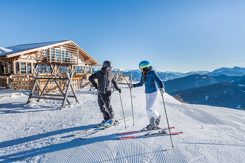 Skigebiet Kronplatz - Dolomiti Superski
