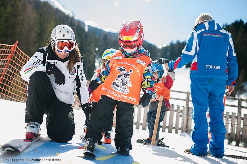 Skischule in Obereggen