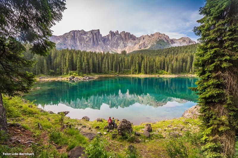 Karersee – ein Juwel der Dolomiten