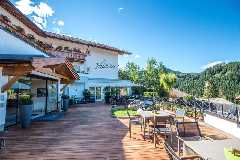 Sommerurlaub im 4-Sterne Hotel Marica
