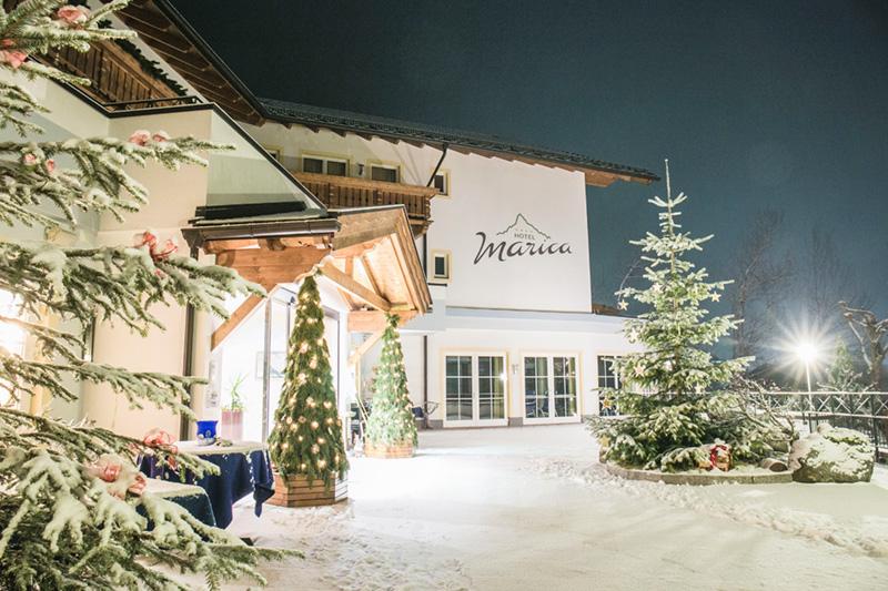Winterurlaub im 4-Sterne Hotel Marica