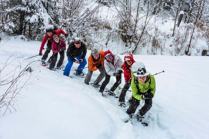 Unvergessliche Skitouren auf die Dolomiten