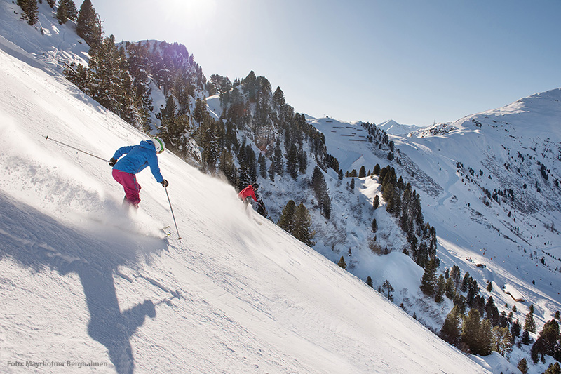 Harakiri - das steilste Pistenerlebnis Österreichs