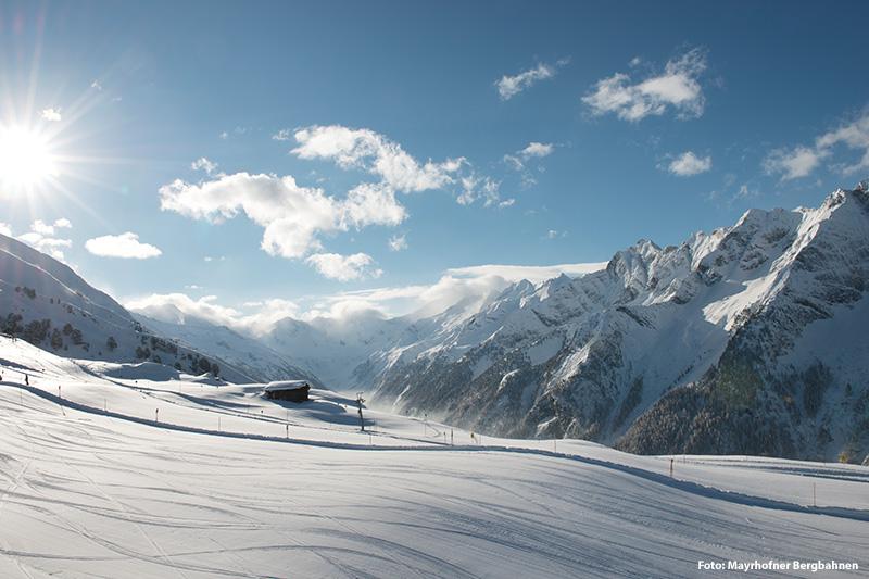 Mayrhofen - TOP Skigebiet im Zillertal