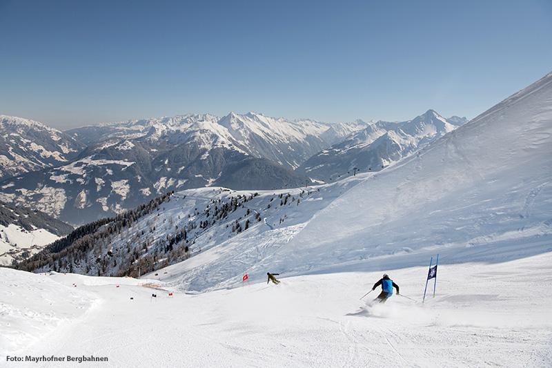 Ski-Rennparadies Unterberg