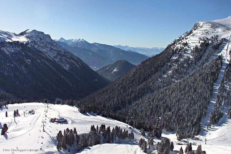 Obereggen – Schneeparadies für Wintersportler