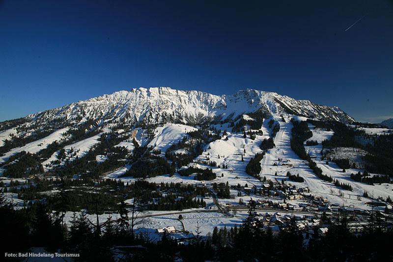 Iseler-Hausberg von Oberjoch und Bad Hindelang