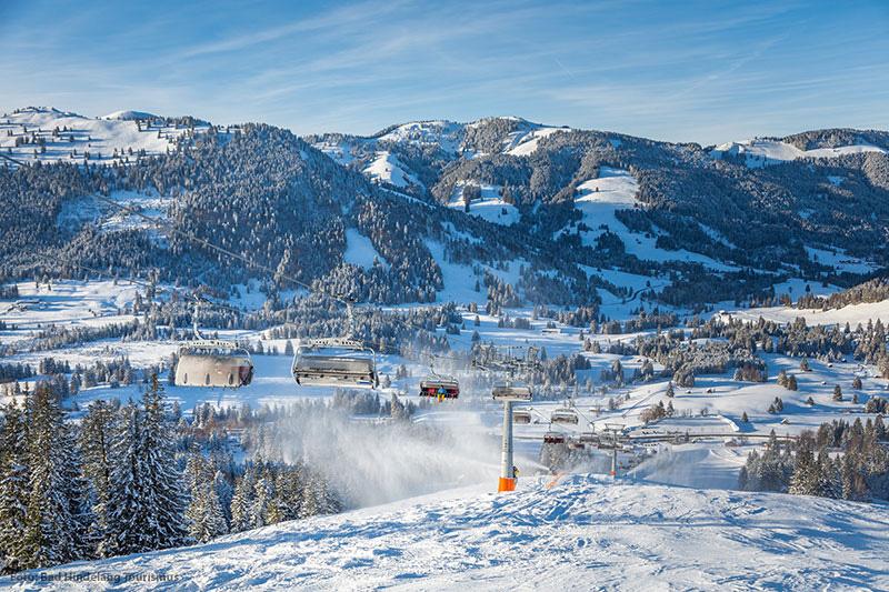 Skigebiet Oberjoch