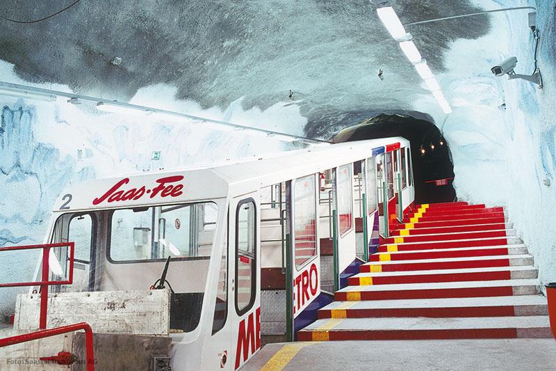 Saas-Fee Metro
