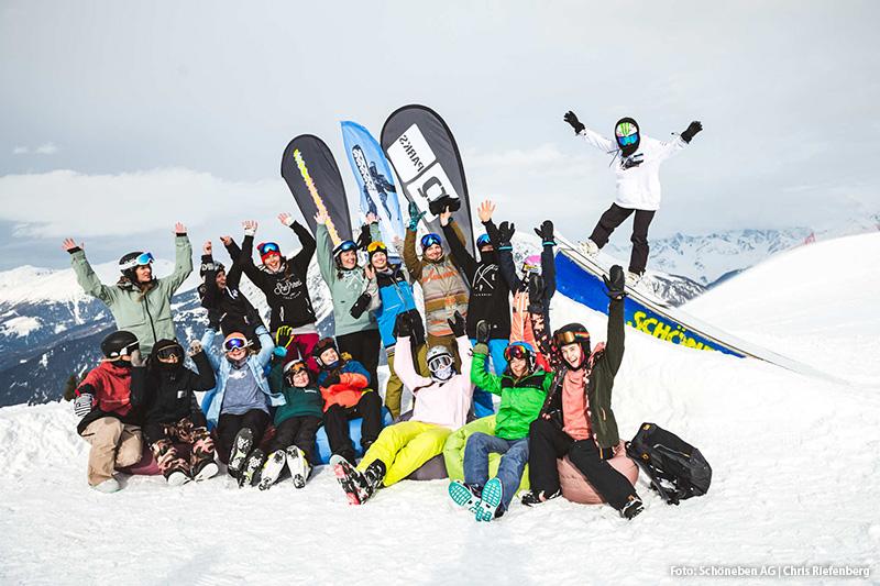 Snowpark-Funline