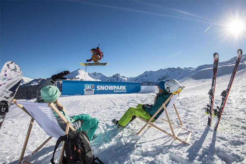 Snowpark Alpbachtal