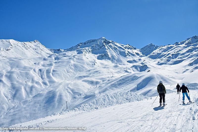 Skiurlaub im Paznaun