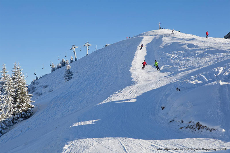 Winterurlaub im Skigebiet Spitzingsee-Tegernsee.