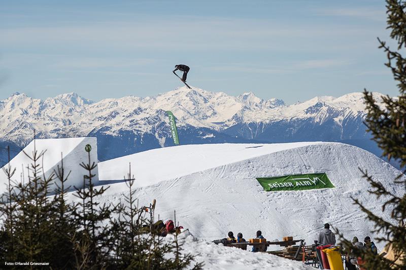 Seiser Alm Snowpark