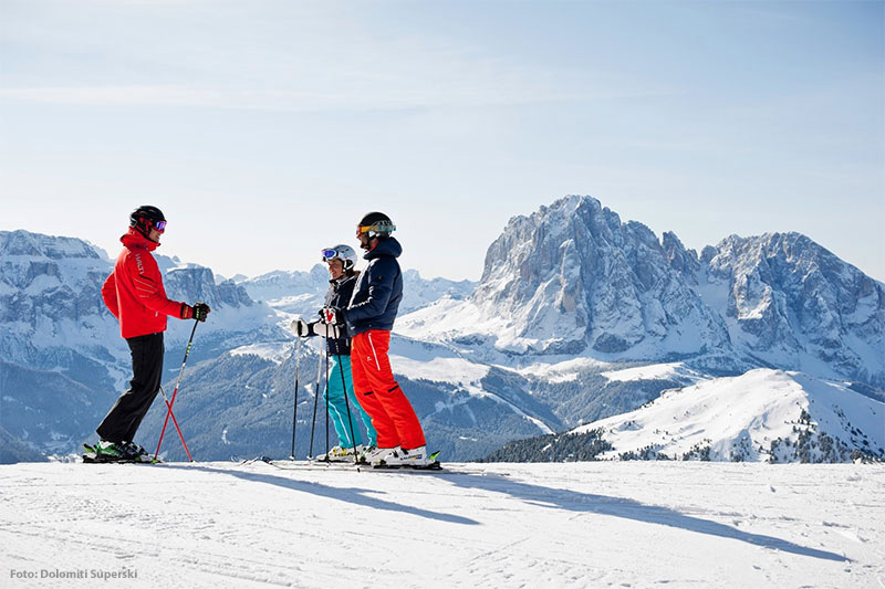 Skidorado Gröden - Dolomiti Superski