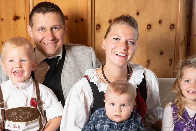 Ihre Gastgeber Familie Schiestl
