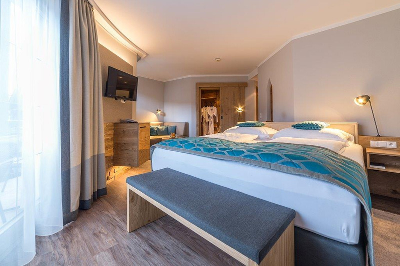 Junior Suite für 2 Personen (33 m²)